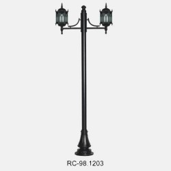 GARDEN AND ROAD LIGHTING POLES