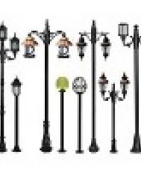 Lighting & Lighting Poles